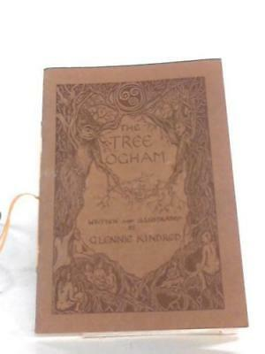 The Tree Ogham by Glennie Kindred **BRAND NEW Paperback Book**  FREE UK DELIVERY