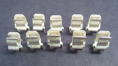 """Fuse Clips For 1/4"""" 3AG type fuse. For PC Board Mounting: Packs of 10"""