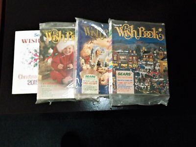 Sears Wish book catalogs