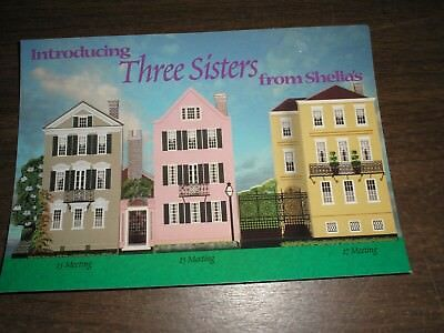 Shelia's Collectibles 3 Sisters Collectors Society Lapel Pin Charleston,s.c.