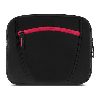 Targus 10.2 Netbook Sleeve Slipcase (Red and Black)