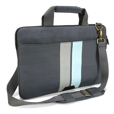 Targus Geo 15.6 Laptop Slip Case, Gray