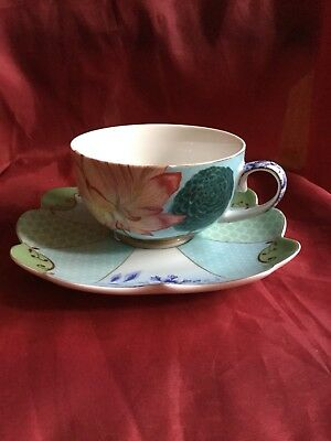 Pip Studio Royal Cup And Saucer Teacup Unusual Rounded Square