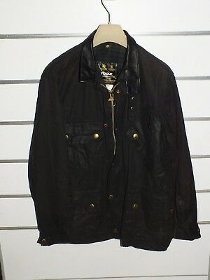 barbour beacon jacket   jacke waxed cotton c40-102 m