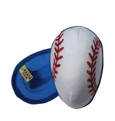Sozo Weeblock Baseball Sport Baby Boy Infant Gift Machine Washable Wee-Wee Block
