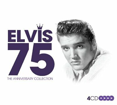 Elvis Presley - Elvis 75 - The Anniversary Collection - Elvis Presley CD XQVG