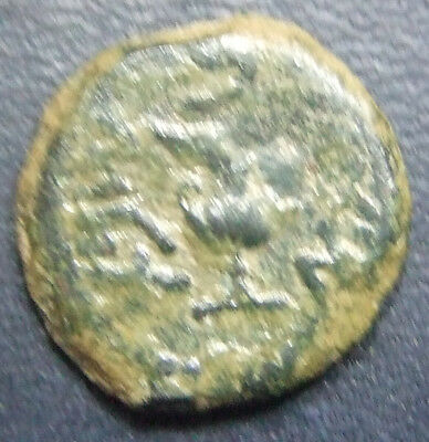 JUDEA, JEWISH REVOLT/WAR 2ND. YEAR, 3.21g. EXTREMELY RARE COIN - ALL 3 YRS (14)