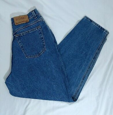 Vintage Gitano Jeans Sz 14P Relaxed Fit Medium Wash Grunge 29 x 28