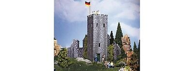 Pola G Scale 1/22.5 Castle Ruins Building Kit | Ships From Usa | 331020