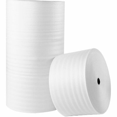 "Micro Foam Wrap 1/16"" , 1/8"" Moving Packaging Cushion Perforated Rolls all sizes"