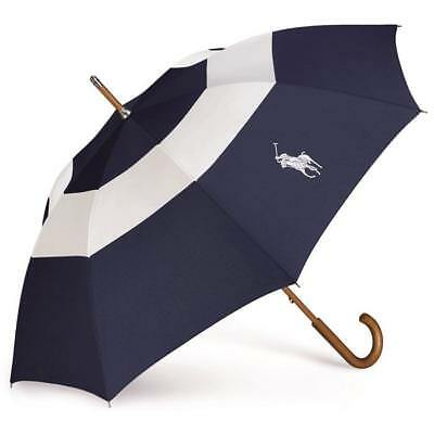 Brand New 100% Genuine Ralph Lauren Blue Umbrella Executive Large Limited Edt!!