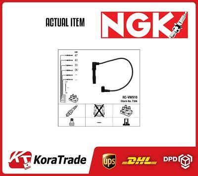 Ngk Ignition Lead Set Rc-Vw910 7306