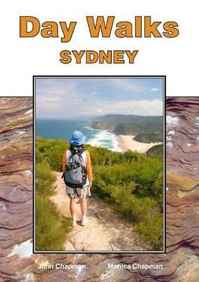 NEW Day Walks Sydney  By John Chapman Paperback Free Shipping