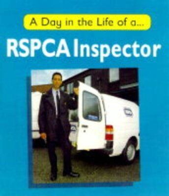 Day in the Life of an RSPCA Inspector by Watson, Carol Paperback Book The Cheap