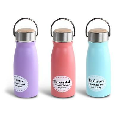 Thermos Mug Water Insulated Travel Cups Stainless Steel Vacuum Drink Tea Bottle