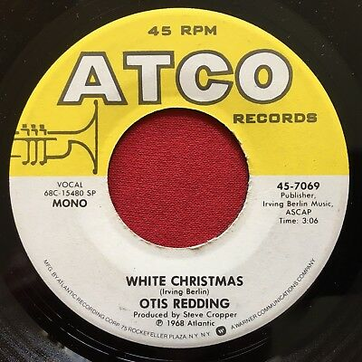 otis redding white christmas merry xmas baby 1968 atco 7069 rb - Otis Redding White Christmas