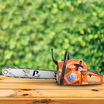 "Heavy Duty Powerful P1PE 62cc 20""2 Stroke  Petrol Chainsaw"