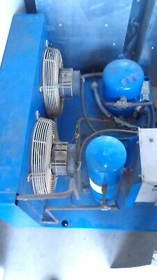 USED 3 Ton Air Cooled Chiller  Maneurop Inc. REDUCED