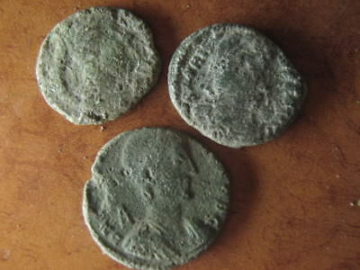 Ancient roman coins lot 49