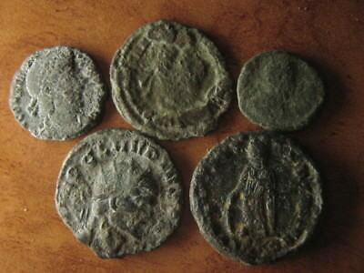 Ancient roman coins lot 50