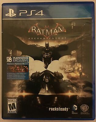 Batman: Arkham Knight PS4 - PlayStation 4