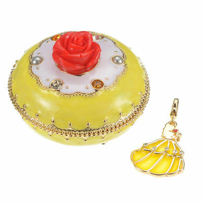 Disney Store Japan Accessories Case with Belle charm