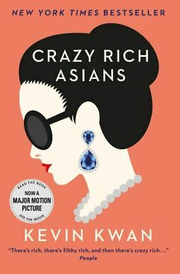 Crazy rich Asians by Kevin Kwan (Paperback / softback)