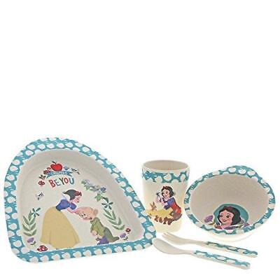 Disney Enchanting A29236 Snow White Organic Bamboo Dinner Set