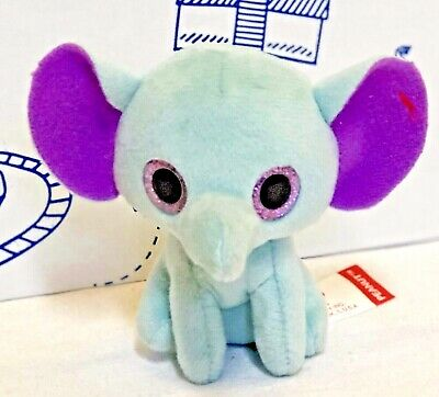 New 2017 McDONALD S TY TEENIE BEANIE BOOS Elephant  11 Peanut Toy Plush  Doll Boo 450386e15d70