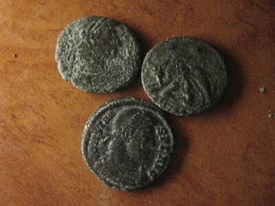 Ancient roman coins lot 53