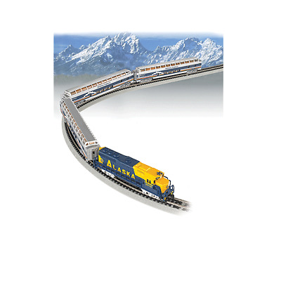 Bachmann N Scale Mckinley Explorer Train Set | Ships In 1 Business Day | 24023