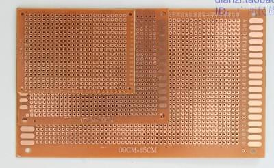 10PCS 5 cm*7cm Prototyping PCB Printed Circuit Board Prototype Breadboard #BZ504