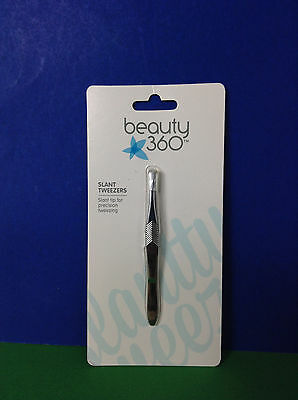 Beauty 360 1 Pack Slant Tweezers By CVS 2014