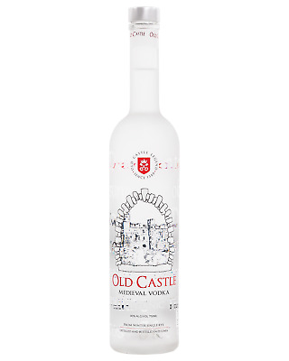 Old Castle Vodka Organic 700mL bottle Moe, Estonia
