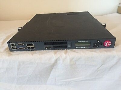 F5 Network BIG-IP 1600 Series Load Balancer Local Traffic Manager FREE SHIPPING!