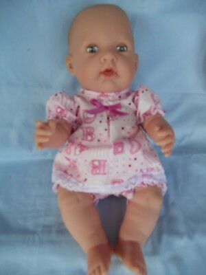 "Handmade dolls clothes, Summer Pyjamas, suit 40cm ""Missy Kissy"" Berenguer doll"
