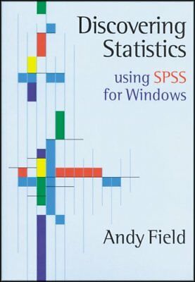 Discovering Statistics using SPSS for Windows: Advanc... by Field, Andy Hardback