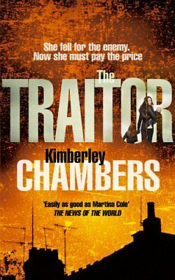 The Traitor by Chambers, Kimberley Paperback Book The Cheap Fast Free Post