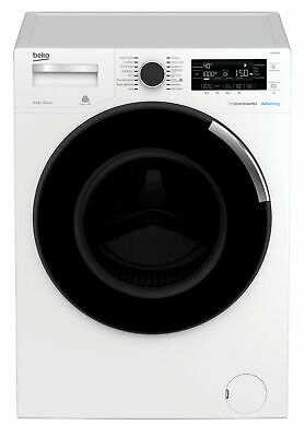 NEW Beko BFL853ADW 8.5kg Front Load Washing Machine with Autodose