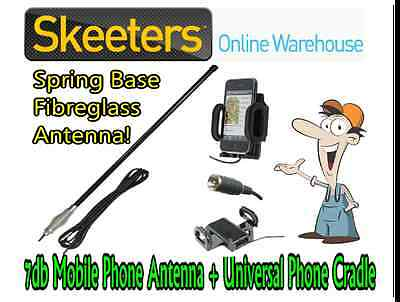 7db Mobile Phone Antenna and Phone Boost Cradle - iPhone Galaxy Android CAM705