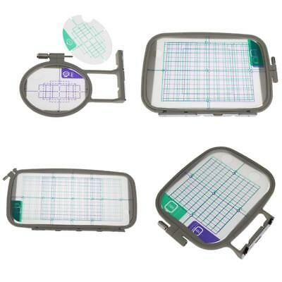 Multi-function Embroidery Frame Hoop Set Sewing Machine Accessories For Brother