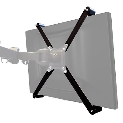 Non-Vesa Monitor Adapter Mount Kit | Mounting PC Monitors & Screens 20-27"
