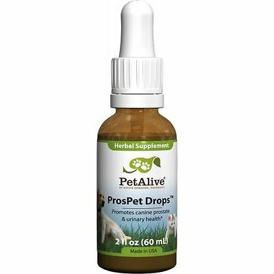 Petalive Prospet Drops Natural Prostate Health Dogs 59Ml