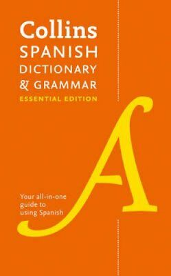 Collins Spanish Dictionary and Grammar Essential Edition Two Bo... 9780008183677