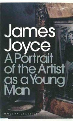 A Portrait of the Artist as a Young Man by James Joyce 9780141182667