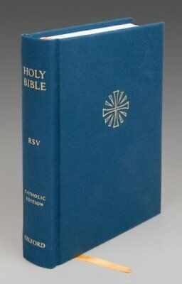 Revised Standard Version Catholic Bible: Compact Edition 9780195288568