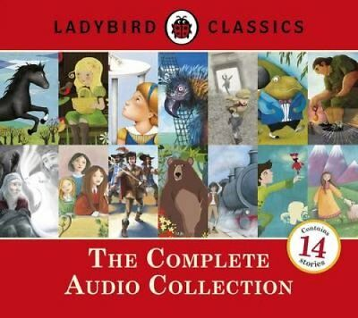 Ladybird Classics: The Complete Audio Collection by Rachel Bavidge 9780241249482