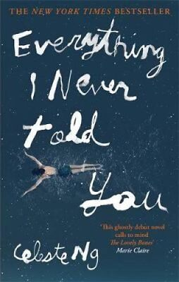 Everything I Never Told You by Celeste Ng 9780349134284 (Paperback, 2014)