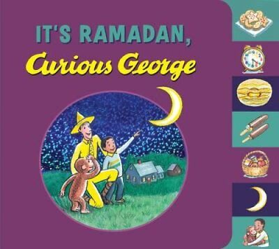 It's Ramadan, Curious George by H. A. Rey 9780544652262 (Hardback, 2016)