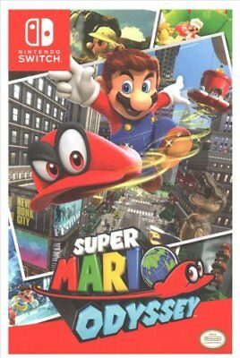 Super Mario Odyssey by Prima Games 9780744018882 (Paperback, 2017)